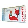 FoxPost Csomagautomata - Auchan Óbuda