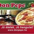 Don Pepe Étterem & Pizzéria - Váci út