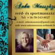 Anka Masszázs - Művészetterápia