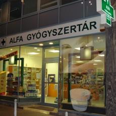 Alfa Gyógyszertár