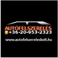 Autófelszerelésbolt.hu Webáruház