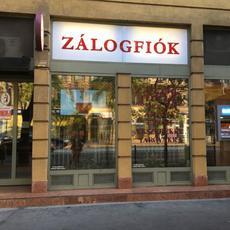 BÁV Zálogfiók - Szent István körút