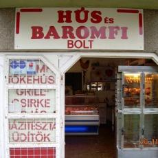 Béke utcai Hús- és Baromfibolt