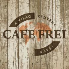 Cafe Frei - Váci Greens