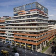 Center Point Irodaház (Fotó: diagralesztrich.hu)