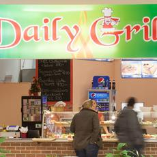 Daily Grill Önkiszolgáló Étterem - Duna Plaza