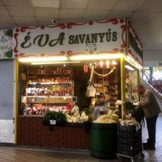 Éva Savanyús - Lehel Csarnok (Fotó: ittlakunk.hu)