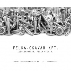 Felka-Csavar Kft. - Csavarbolt