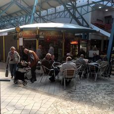 Galéria Söröző - Lehel Csarnok