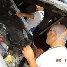 GIN 801 Autószerviz