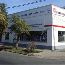 Gumi-Profi - Reitter Ferenc utca
