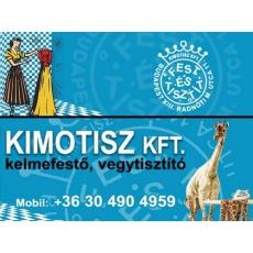 Mos-Fest Ruhatisztító (Kimotisz Kft.)