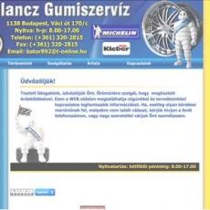 Komlancz Gumiszerviz
