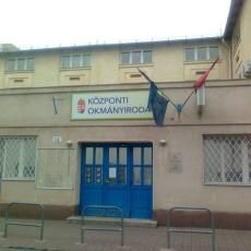 Központi Okmányiroda - Visegrádi utca (Fotó: totalbike.hu)