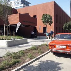 Láng Művelődési Központ (Fotó: ittlakunk.hu)