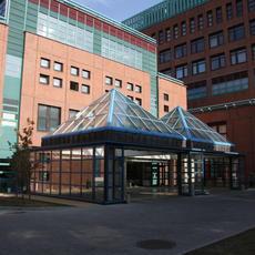 Magyar Honvédség Egészségügyi Központ - Róbert Károly körúti székhely (Honvédkórház)