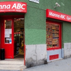 Manna Abc - Visegrádi utca