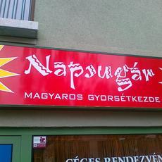 Napsugár Magyaros Gyorsétkezde