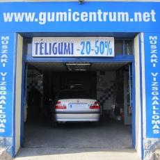 Óbuda Autótechnik Gumicentrum