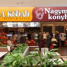 Pasa Kebab - Duna Plaza