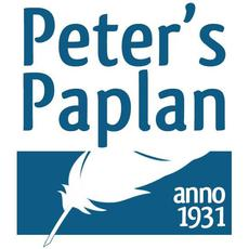 Peter's Paplan - anno 1931