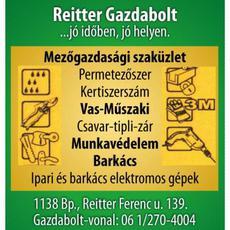 Reitter Gazdabolt