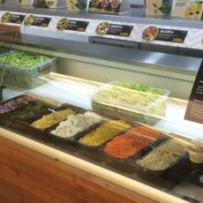 Salad Box - Duna Plaza