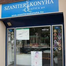 Szaniter és Konyha Aquatica Art