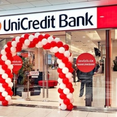 UniCredit Bank - Duna Plaza