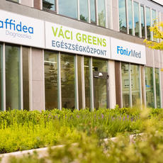 Váci Greens Egészségközpont