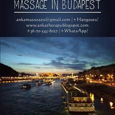 Anka masszázs Budapesten a 13. kerületben (ayurvedikus masszázs, relaxációs masszázs, svédmasszázs)