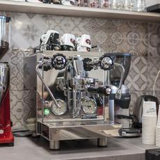 Cherubino Espresso Bar kávégép