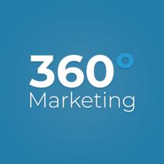 360marketing logó