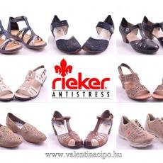 Rieker szandálok, a Valentina Cipőboltokban & Webáruházban