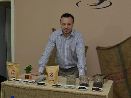 Tóth Zoltán, a BarExpert oktatója