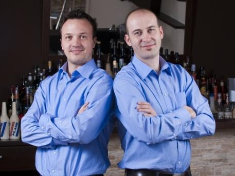 BarExpert duó: Tóth Zoltán és Tóth Árpád