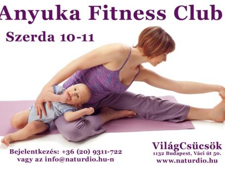 Anyuka Fitness Club