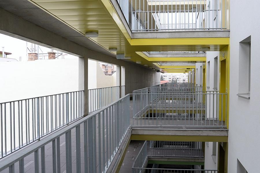 Újabb passzívház épül Angyalföldön: 35 bérlakás lesz benne