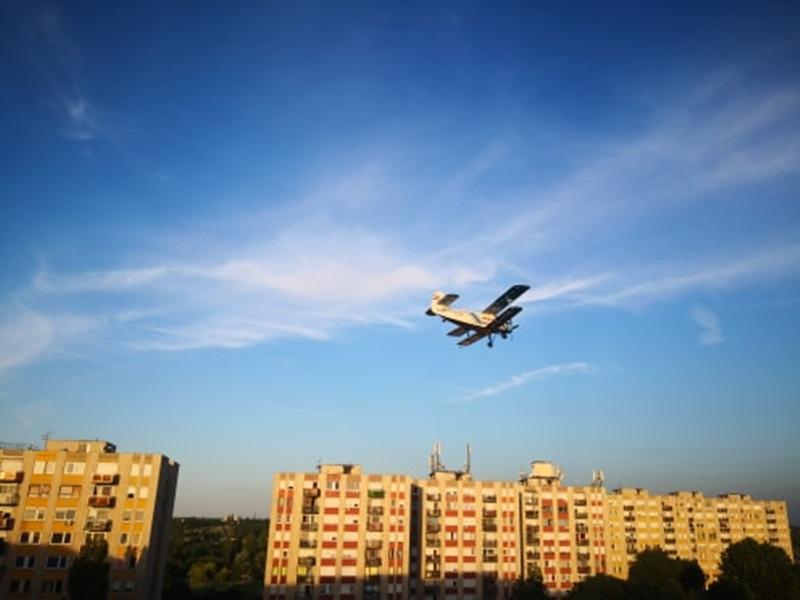 Jövőre talán már nem repkednek (fotó: Baranyi Roland)