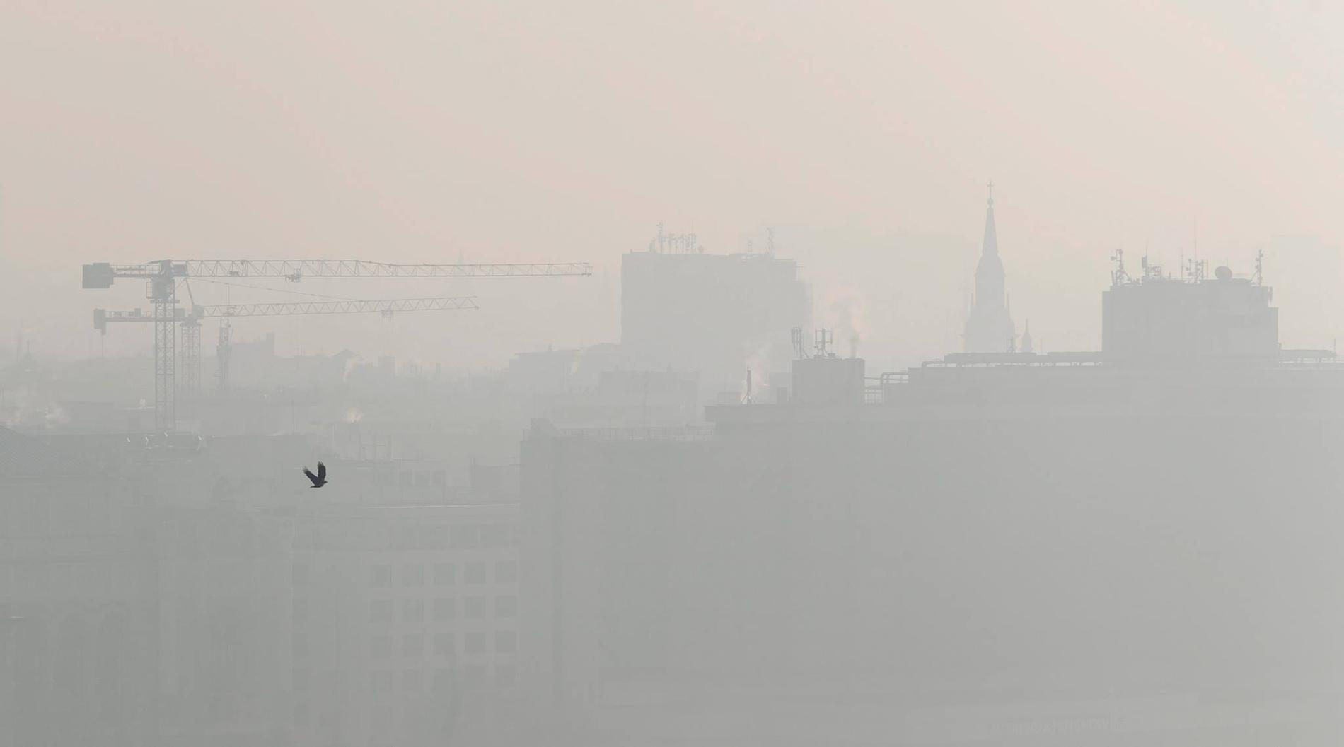 Szigorítanák a szmogriadót (fotó: Szigetváry Zsolt - MTI)